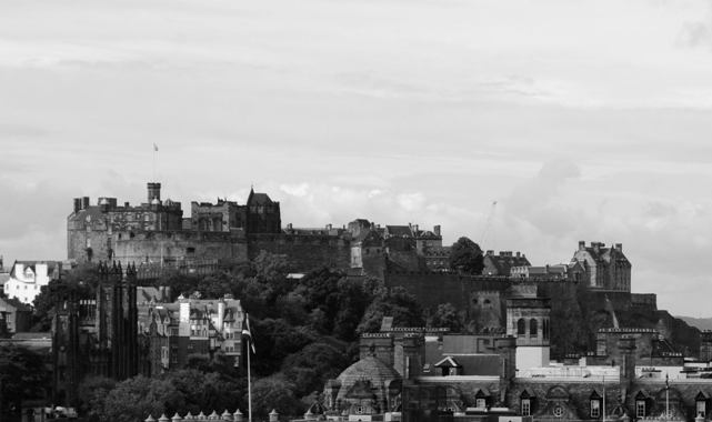 Edinburgh - Home town for the HW WAF group
